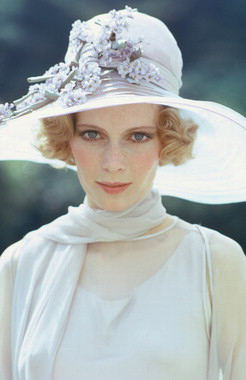 Mia Farrow as Daisy Buchanan